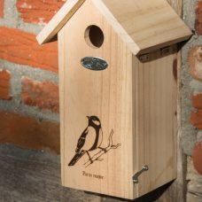 Great Tit Nest Box