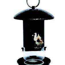 Nyjer seed feeder